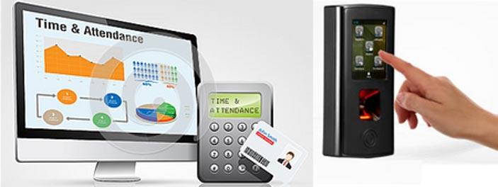 Kontrola pristupa - Sistem za evidenciju radnog vremena
