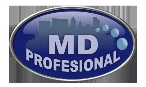 MD profesional logo