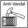 ProfesionalMD - kontrola pristupa - Anti-Vandal